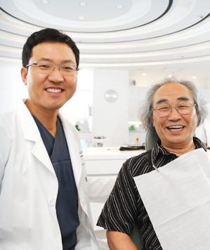환자가 웃어야 병원도 웃습니다.